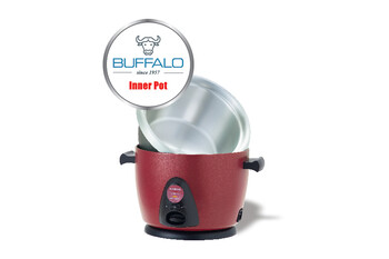 Healthy & Convenient Cooking with KHIND    With Buffalo Inner Pot